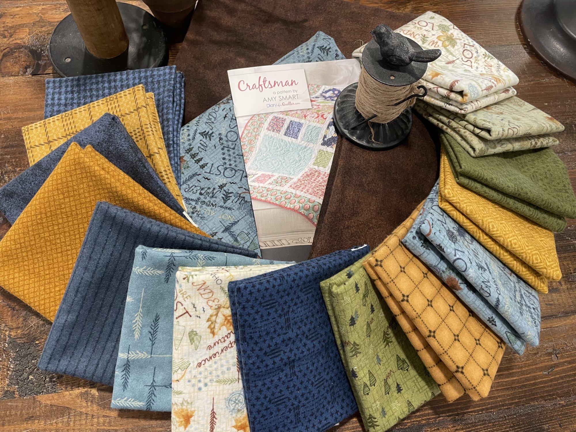 Kit - Craftsman - Flannel