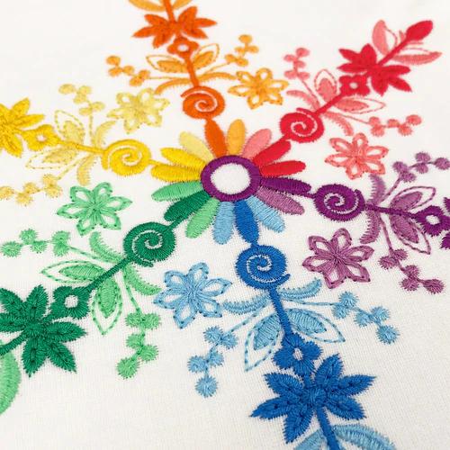 Flowering Snowflakes CD