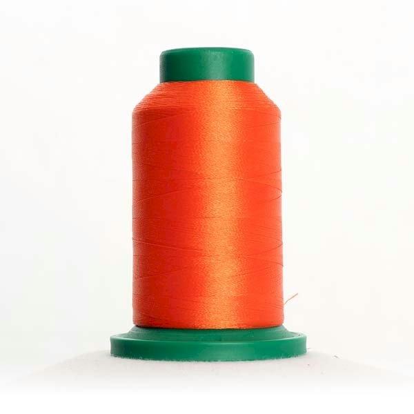 Isacord Thread Tangerine 1300
