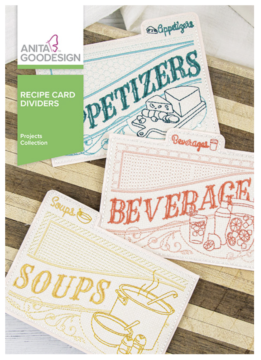 Recipe Card Dividers Projects Collection