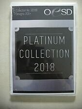 OESD Platinum Collection 2018