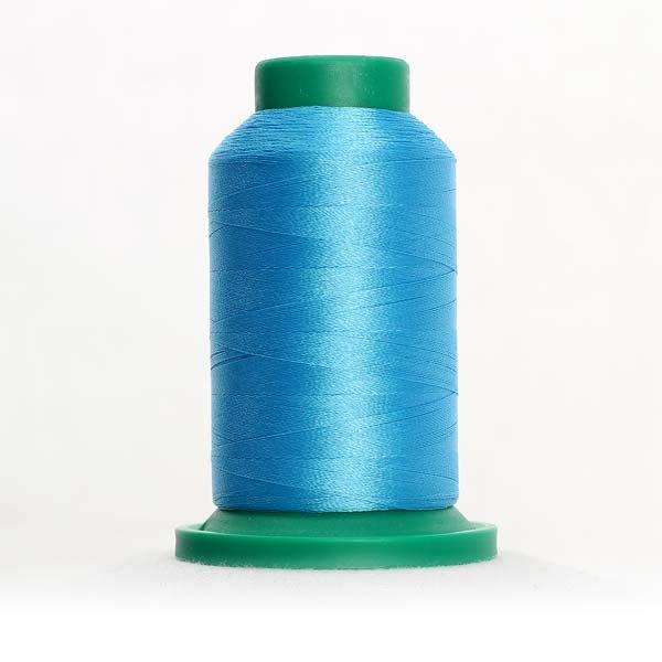 Isacord Thread Crystal Blue 3910