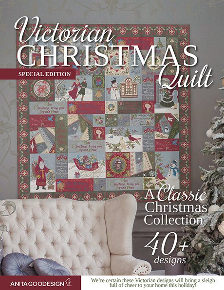 Victorian Christmas Quilt Special Edition