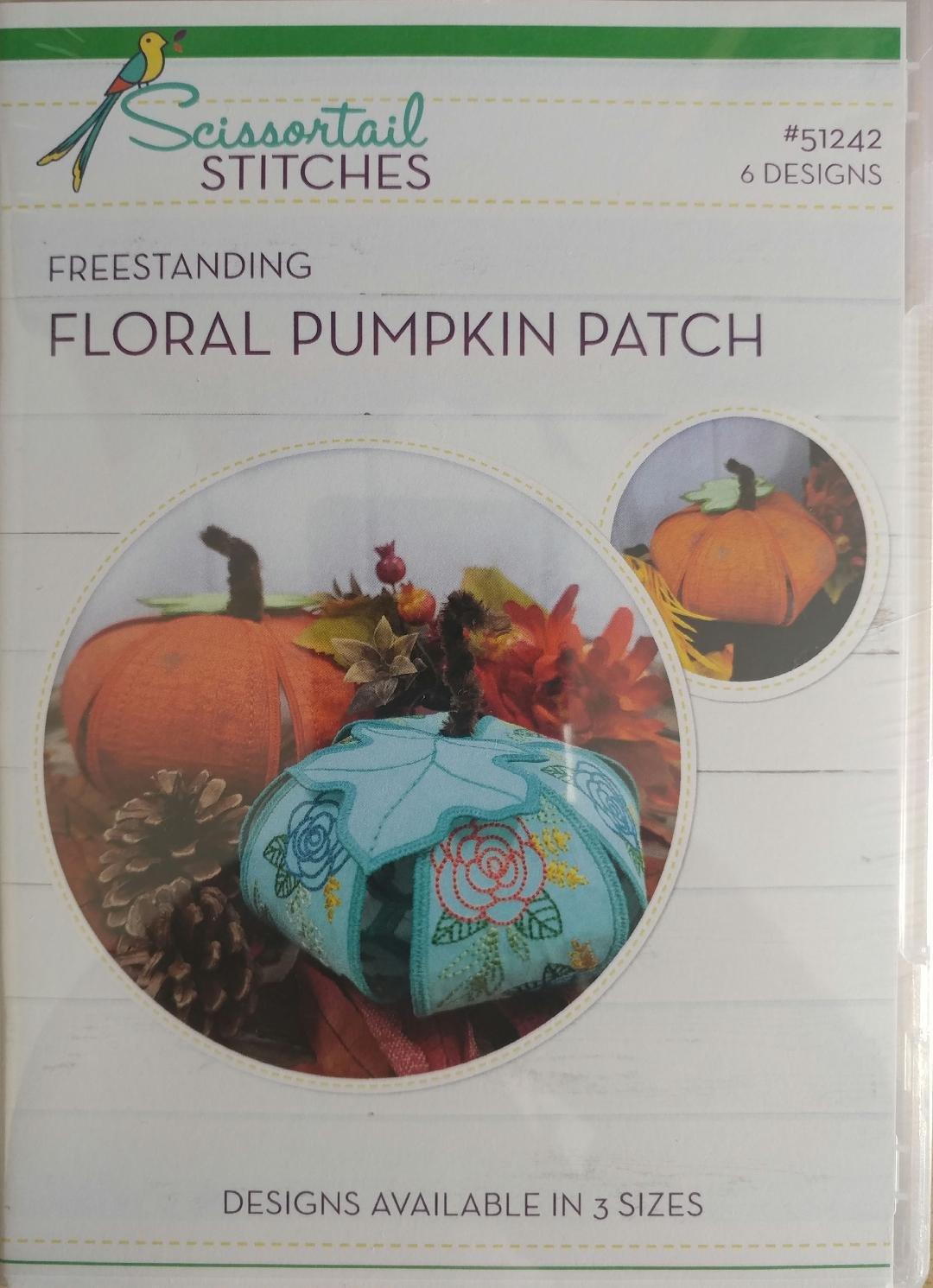 FS Floral Pumpkin Patch