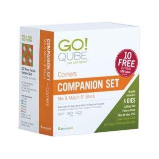 GO! Qube 9 Companion Set Corners