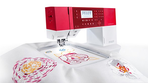 Pfaff Creative 1.5 Sewing/Embroidery