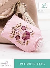 Hand Sanitizer Pouches