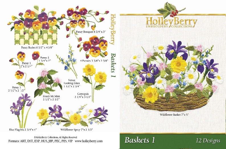 Baskets Digital Download