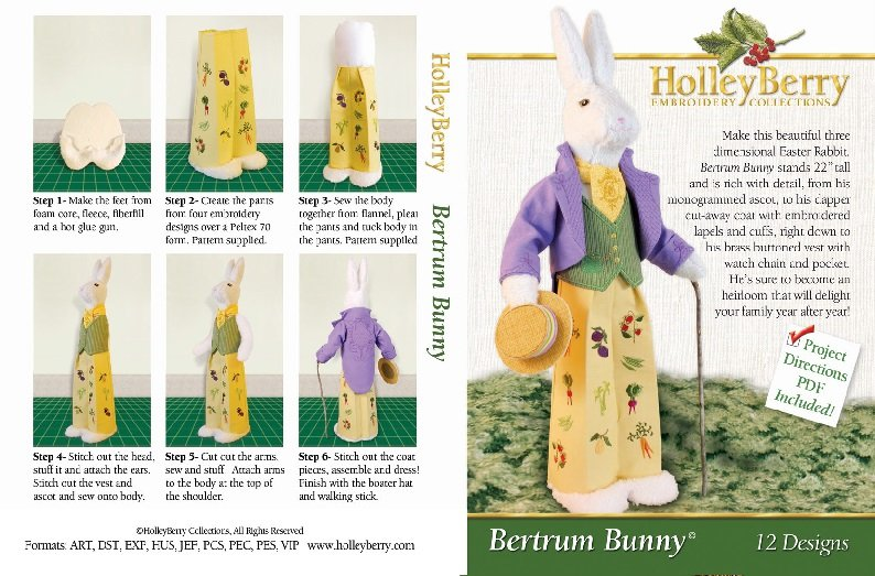 Bertram Bunny Digital Download