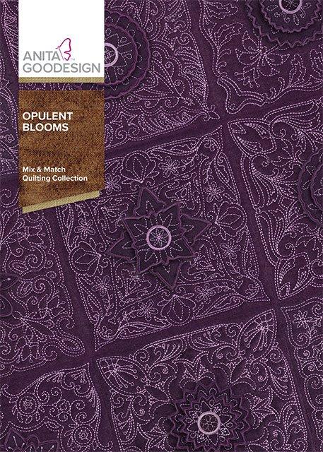 Anita Goodesign Opulent Blooms