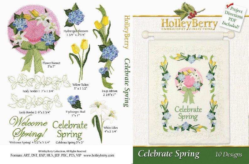 Celebrate Spring Digital Download