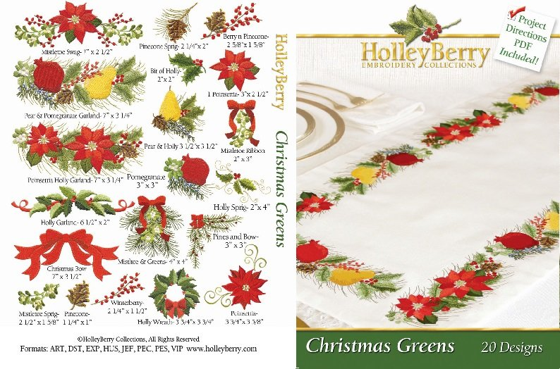 Christmas Greens Digital Download