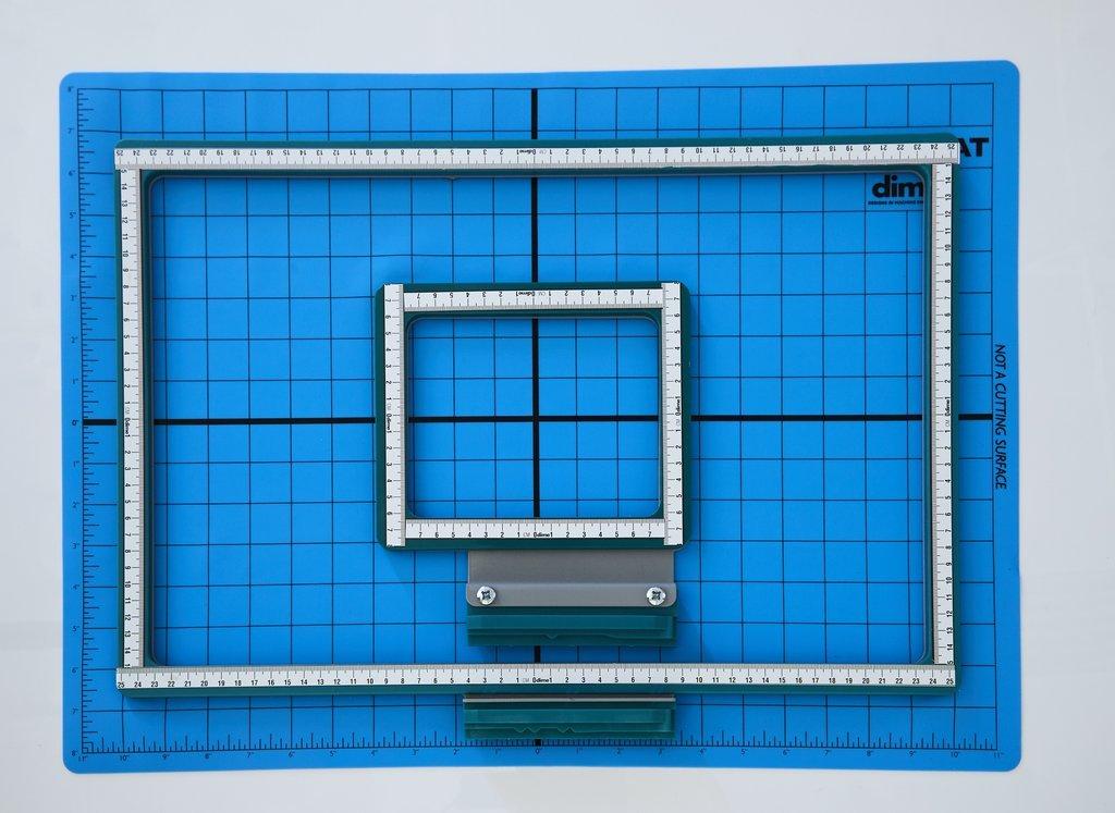 DIME Hoop Mat 16 x 22