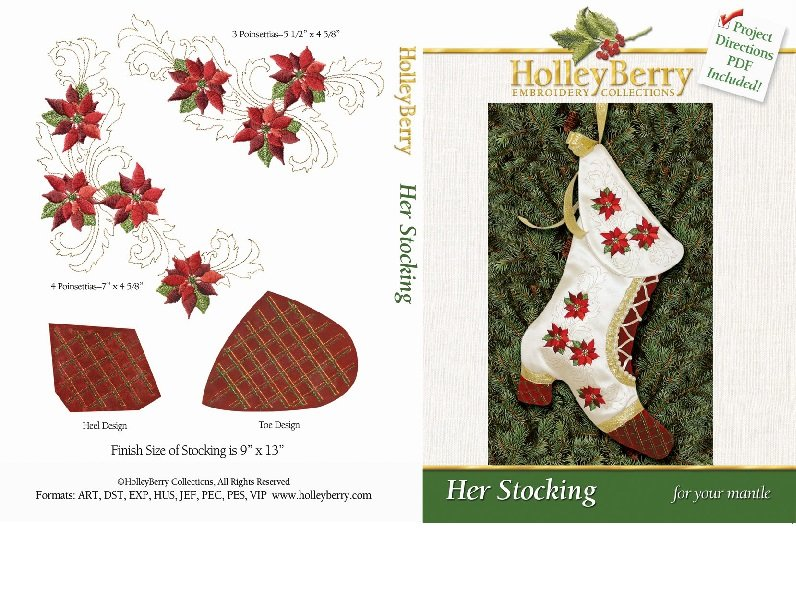 Her Stocking Digital Download