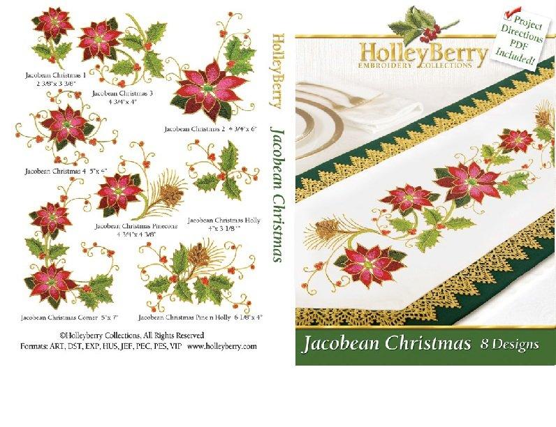 Jacobean Christmas Digital Download