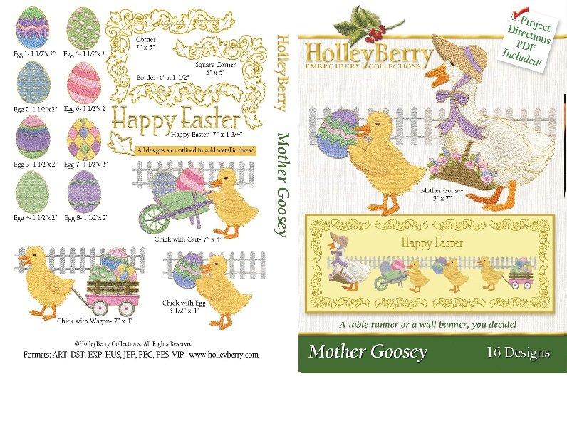 Mother Goosey Digital Download