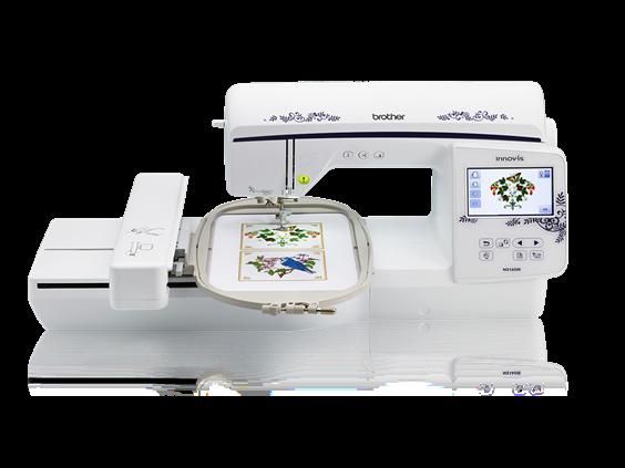 Brother Machine NQ1600E Embroidery