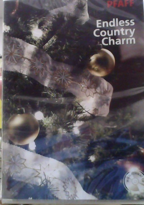 Pfaff Embroidery Collection #381 Endless Country Charn