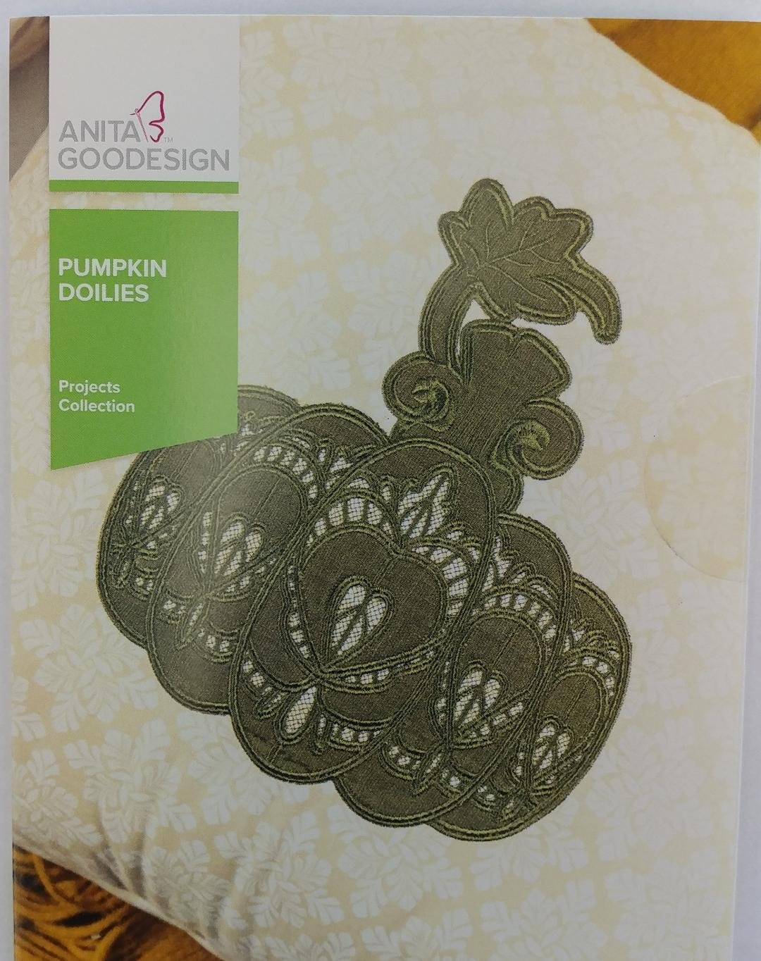 Pumpkin Doilies Projects Collection