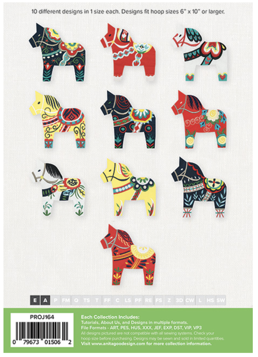 AGD Dala Horses Projects Collection