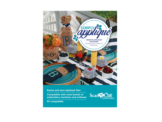 Brother Simply Applique Software