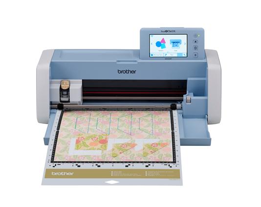 Scan N Cut DX 225F Innovis Edition Fabric Bundle