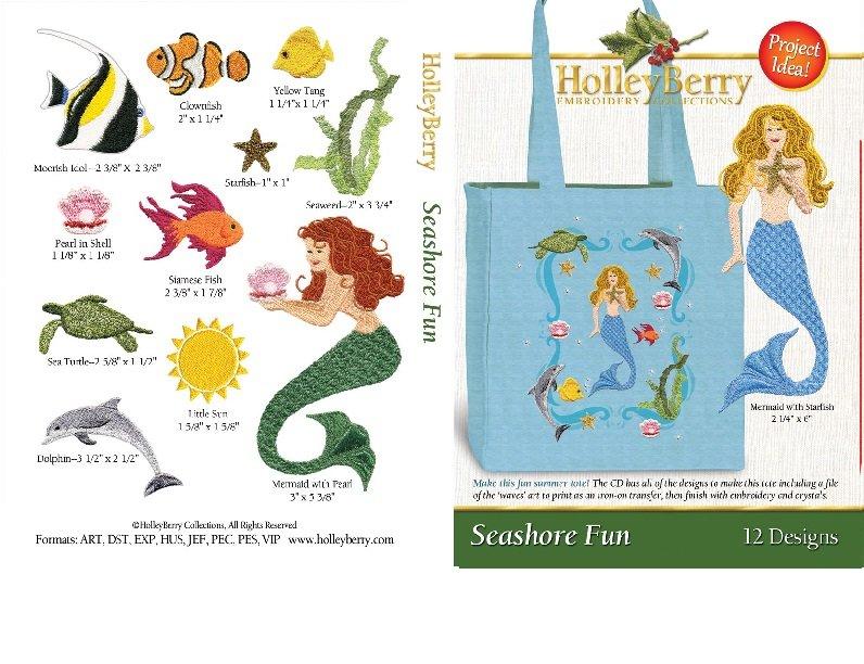 Seashore Fun Digital Download