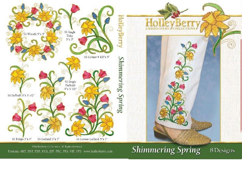 Shimmering Spring Digital Download