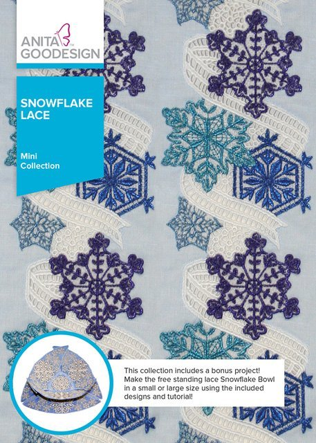 Snowflake Lace Mini Collection