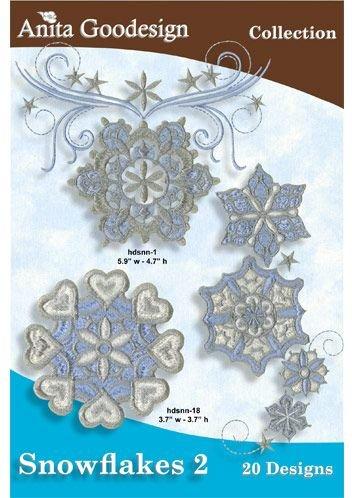 Snowflakes 2 Mini Collection