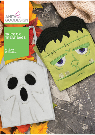 Trick or Treat Bags Projects Collection
