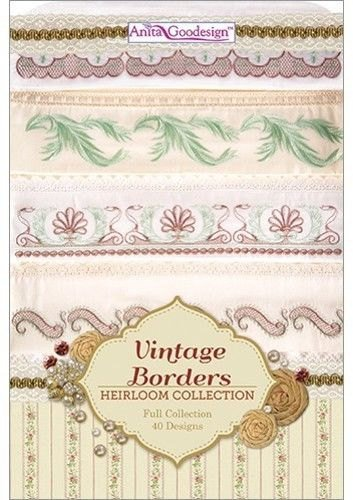 Vintage Borders Heirloom Full Collection