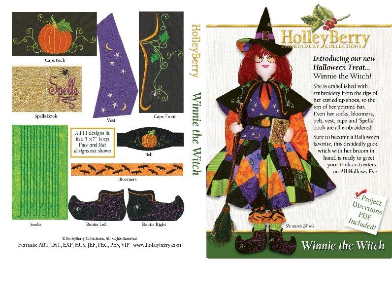 Winnie the Witch Digital Download