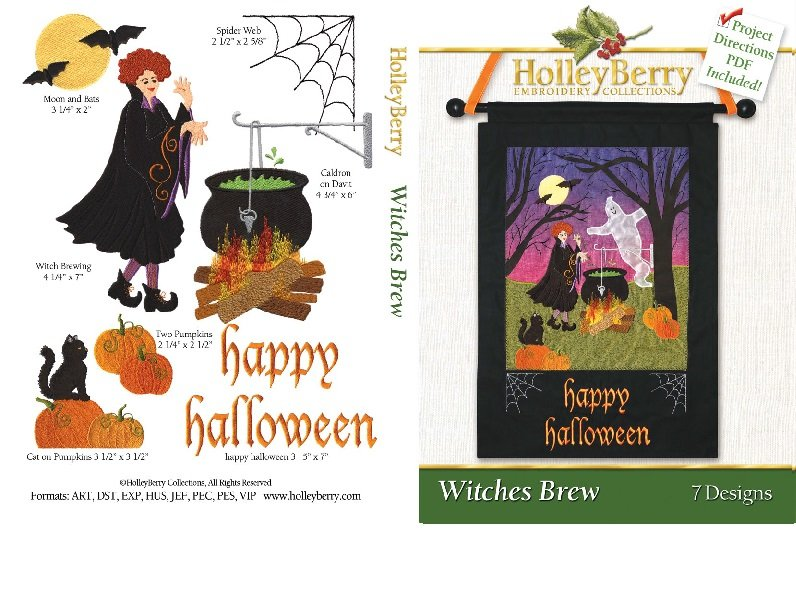 Witches Brew Digital Download