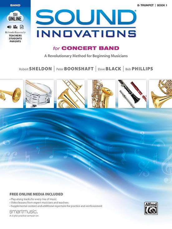 Sound Innovations B Trumpet Book 1