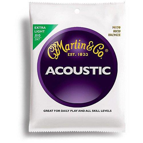 Martin M170 Acoustic Guitar Strings