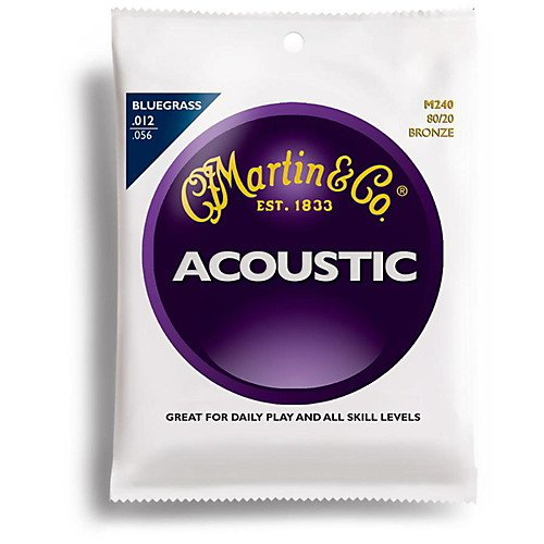 Martin M240 Acoustic Guitar Strings