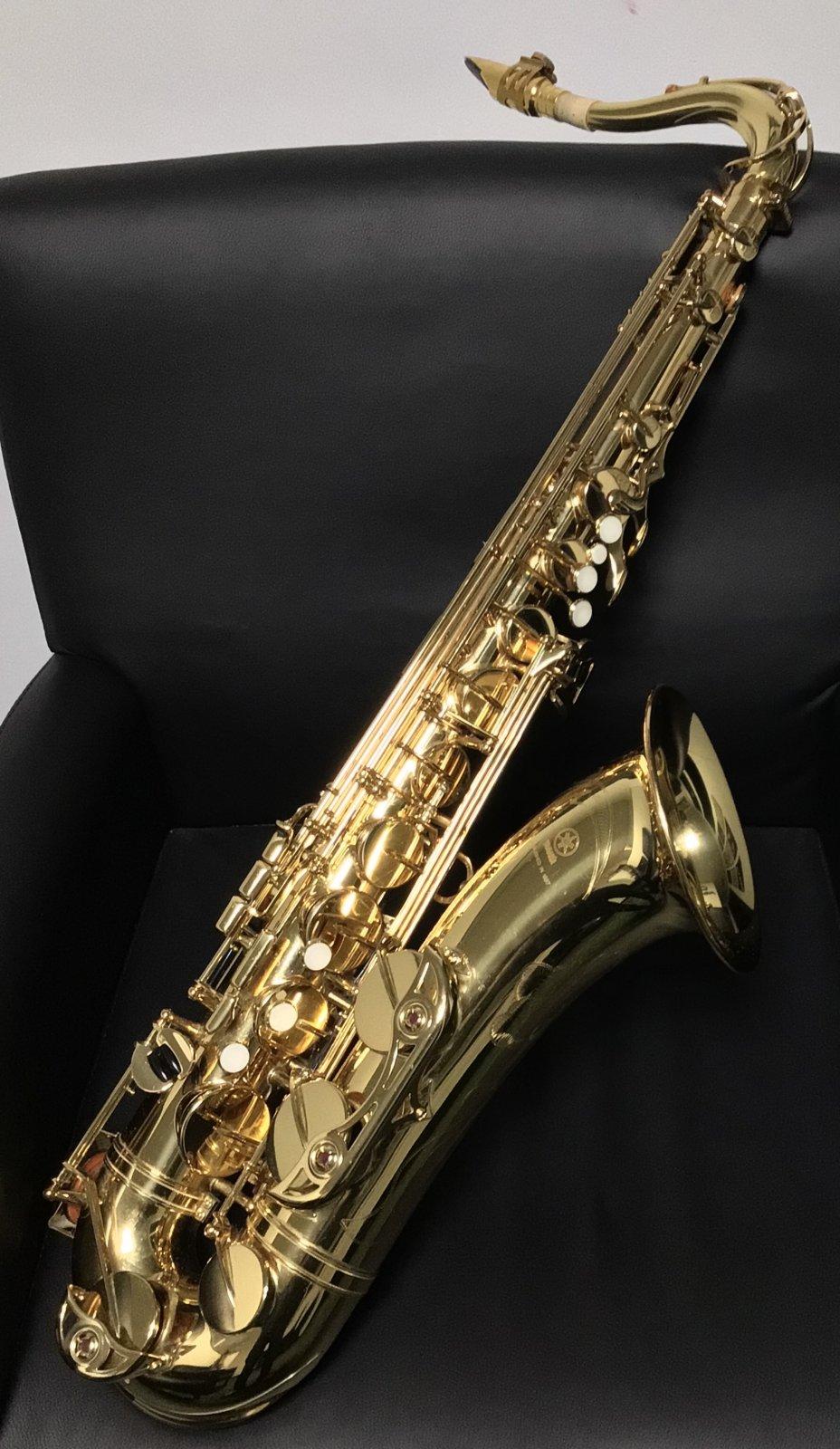 PRE OWNED Yamaha YTS-62 Tenor Saxophone