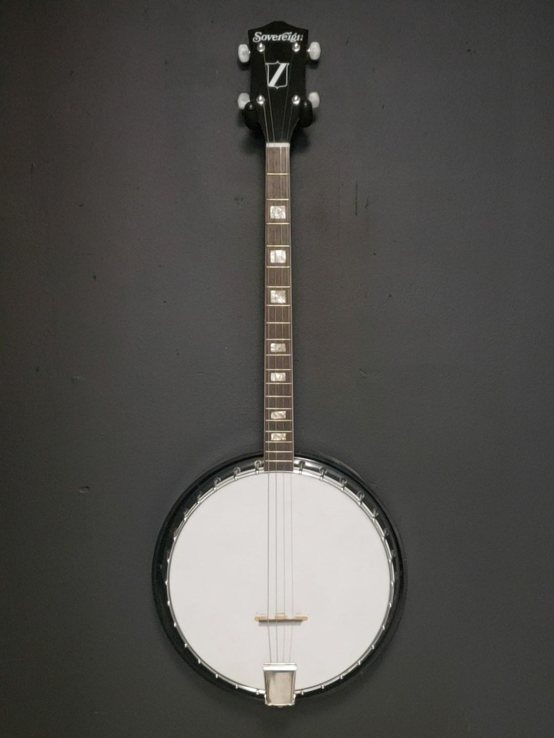 Sovereign 4 String Tenor Banjo