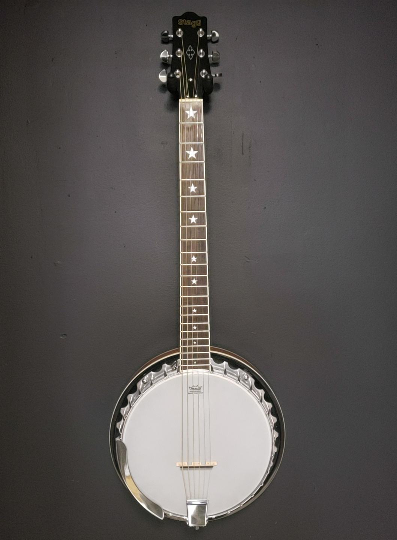 Stagg Banjo Guitar BJM306