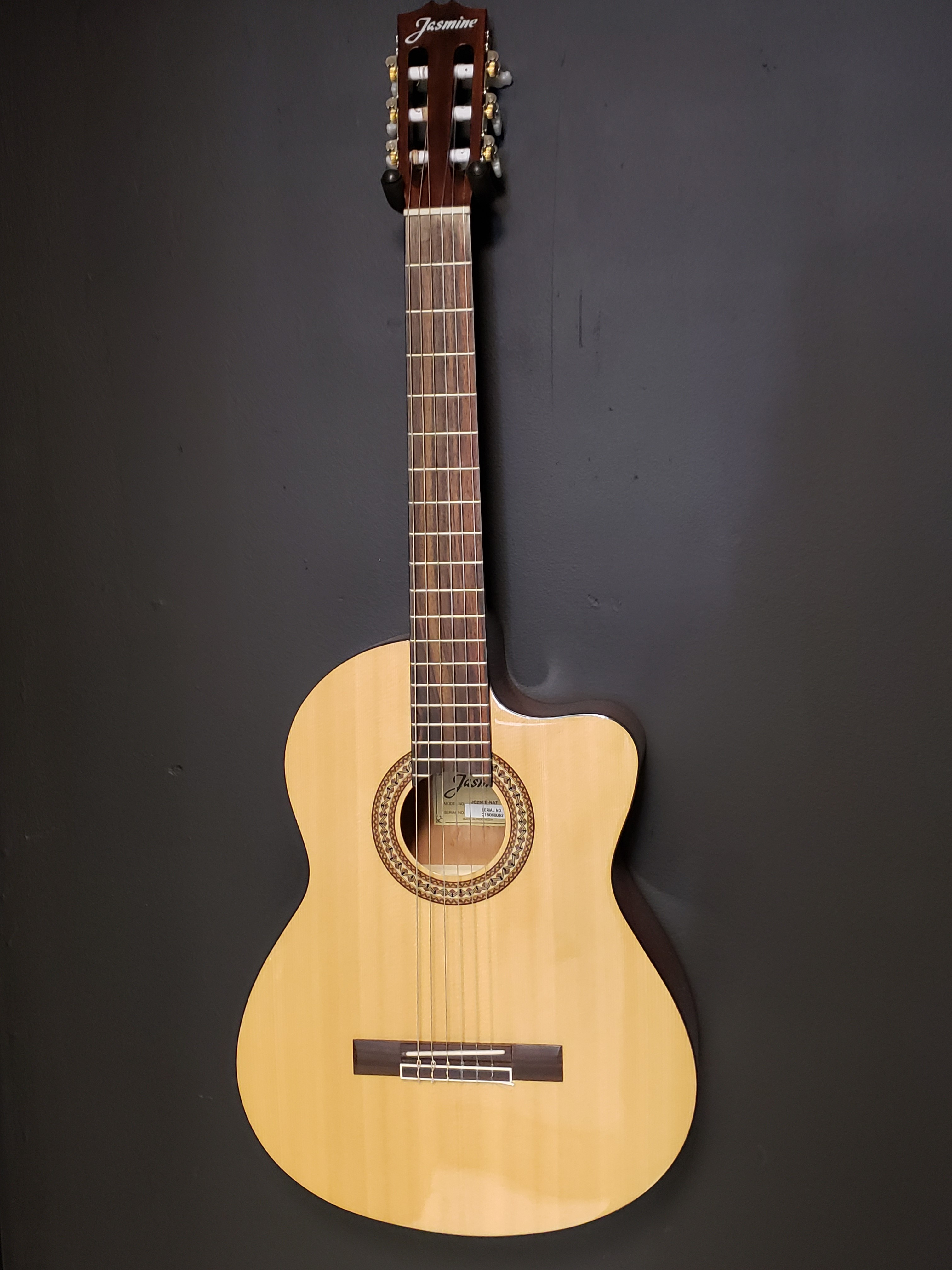 Jasmine JC25CE Classical Electric Acoustic