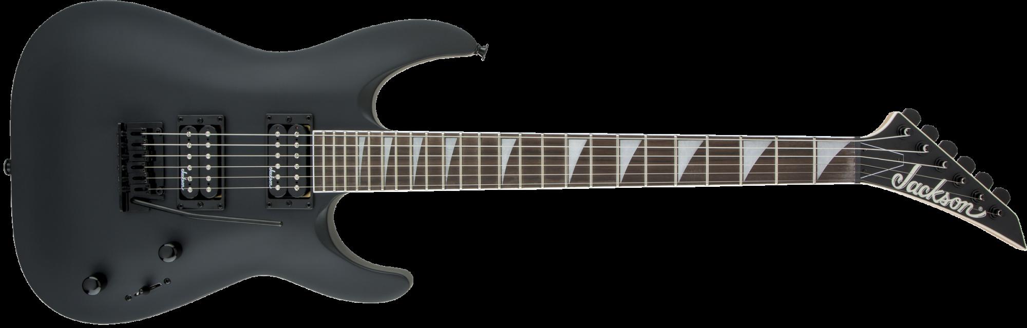 Jackson JS22 -BLACK MATE FINISH
