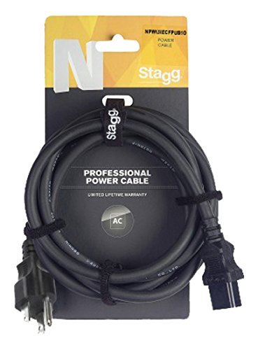 Stagg POWER CABLE 1.5M 5FT