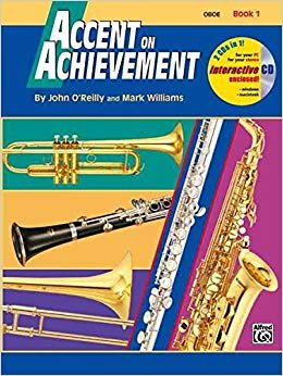 Accent on Achievement OBOE Book 1 & CD
