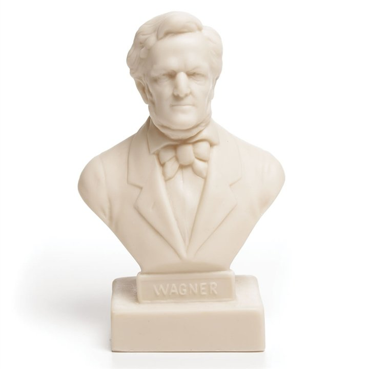Wagner Mini Bust