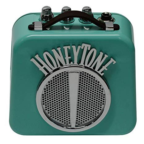 HONEY TONE N10 MINI AMP AQUA