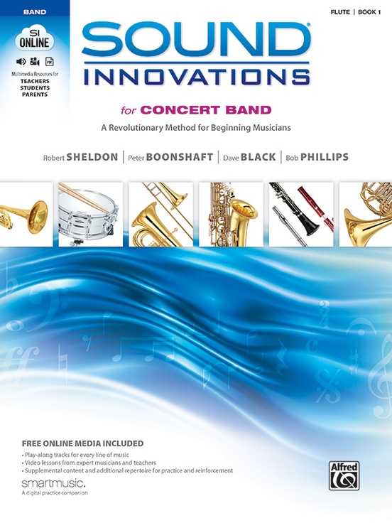 Sound and Innovations Flute Book 1