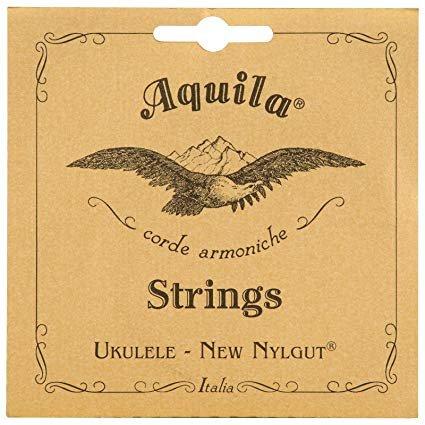 Aquila Soprano Regular Ukulele Strings New Nylgut