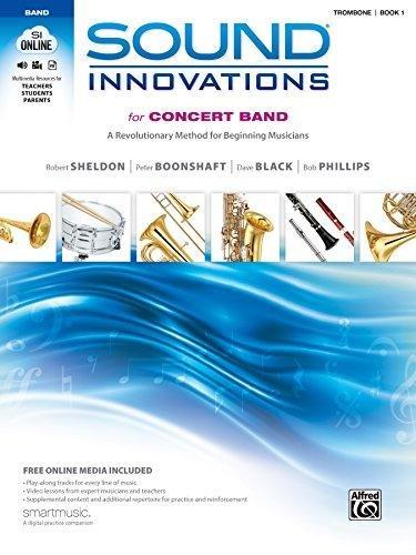 Sound Innovations Trombone Book 1