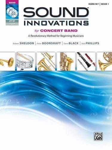 Sound Innovations Horn in F Book 1 & CD